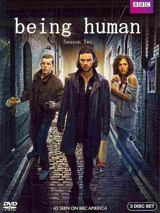 BEING HUMAN:SEASON TWO BY BEING HUMAN (DVD)